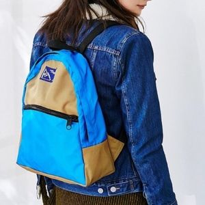Peters mountain works blue backpack